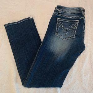 Vigoss The Chelsea Straight Leg Jean